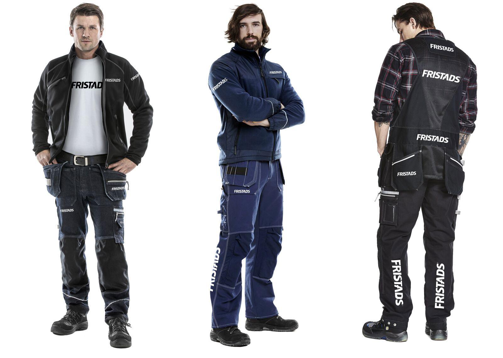 Delovna in zaščitna oblačila Fristads